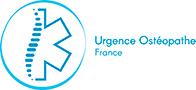 Urgence Ostéopathe France Logo